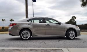 Road Test Review - 2015 Lexus ES350  22