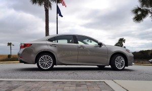 Road Test Review - 2015 Lexus ES350 23