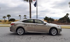 Road Test Review - 2015 Lexus ES350 24