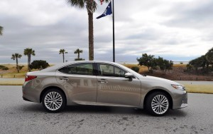 Road Test Review - 2015 Lexus ES350 25