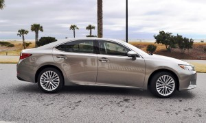 Road Test Review - 2015 Lexus ES350 26
