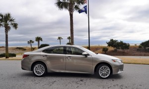 Road Test Review - 2015 Lexus ES350 27