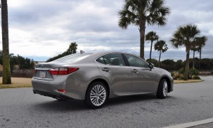 Road Test Review - 2015 Lexus ES350 28