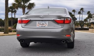 Road Test Review - 2015 Lexus ES350 33