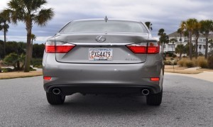 Road Test Review - 2015 Lexus ES350 34