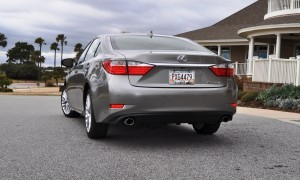 Road Test Review - 2015 Lexus ES350 36