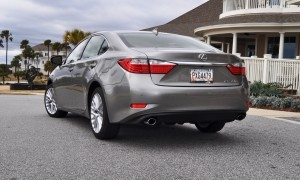 Road Test Review - 2015 Lexus ES350 37