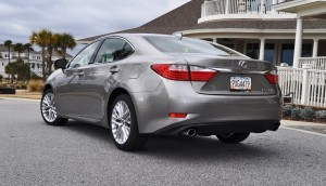 Road Test Review - 2015 Lexus ES350 38