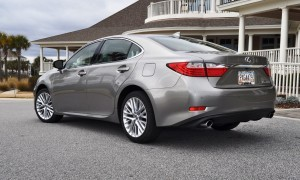 Road Test Review - 2015 Lexus ES350 39