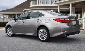 Road Test Review - 2015 Lexus ES350 40