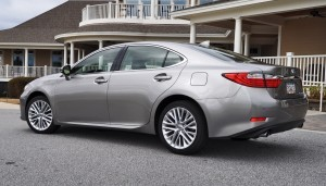 Road Test Review - 2015 Lexus ES350 41
