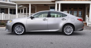 Road Test Review - 2015 Lexus ES350 43