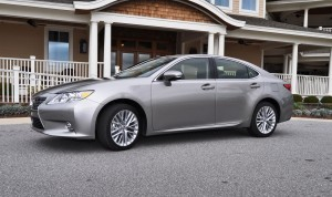 Road Test Review - 2015 Lexus ES350 45