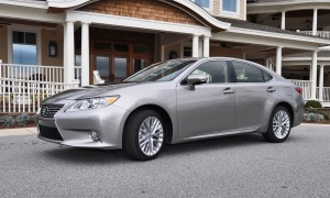 Road Test Review - 2015 Lexus ES350 46
