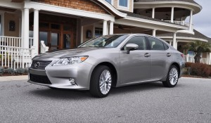 Road Test Review - 2015 Lexus ES350 47