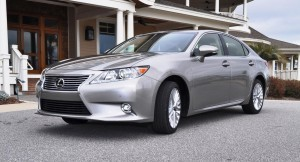 Road Test Review - 2015 Lexus ES350 48