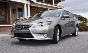 Road Test Review - 2015 Lexus ES350 49