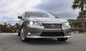 Road Test Review - 2015 Lexus ES350 5