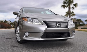 Road Test Review - 2015 Lexus ES350 50