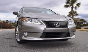 Road Test Review - 2015 Lexus ES350 51