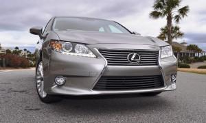 Road Test Review - 2015 Lexus ES350  51