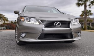 Road Test Review - 2015 Lexus ES350 52