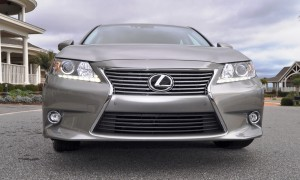 Road Test Review - 2015 Lexus ES350 54