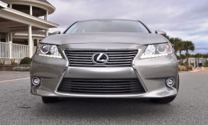 Road Test Review - 2015 Lexus ES350 55