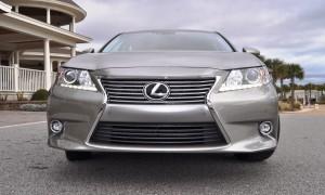 Road Test Review - 2015 Lexus ES350  55