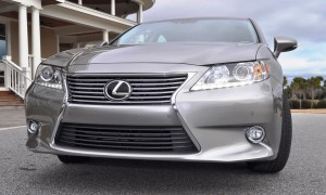Road Test Review - 2015 Lexus ES350 56