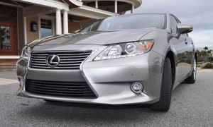 Road Test Review - 2015 Lexus ES350 57