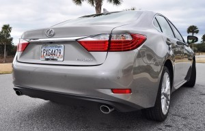 Road Test Review - 2015 Lexus ES350 58