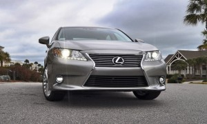 Road Test Review - 2015 Lexus ES350 6