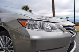 Road Test Review - 2015 Lexus ES350  60