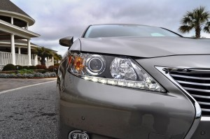 Road Test Review - 2015 Lexus ES350 63