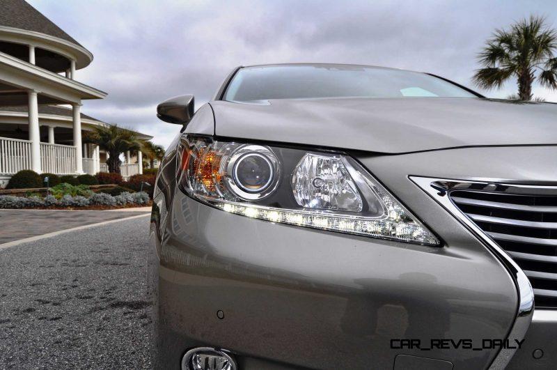 Road Test Review - 2015 Lexus ES350  63