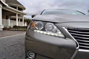 Road Test Review - 2015 Lexus ES350  64