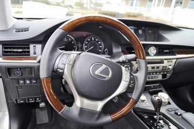 Road Test Review - 2015 Lexus ES350  67