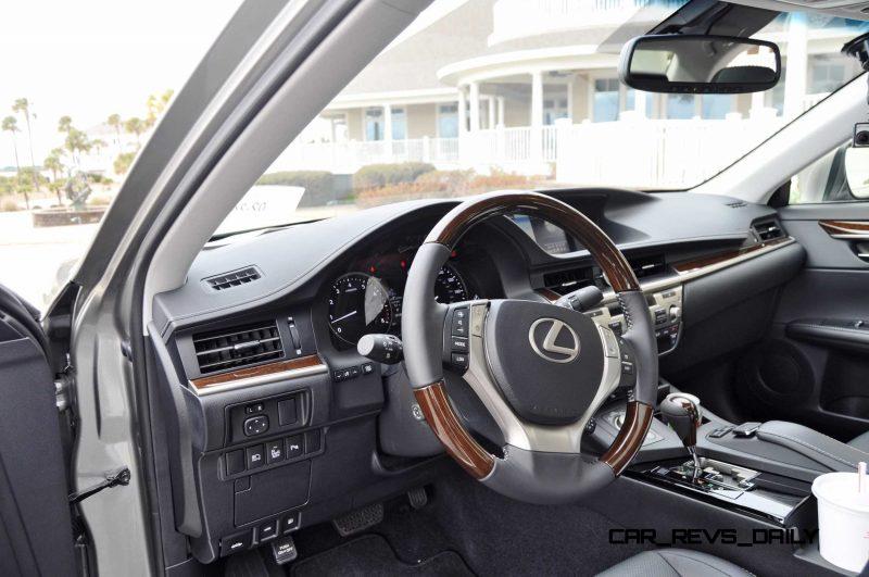 Road Test Review - 2015 Lexus ES350  68