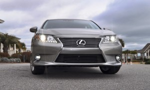 Road Test Review - 2015 Lexus ES350 7