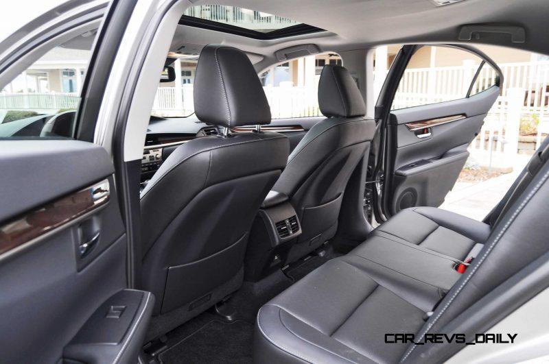 Road Test Review - 2015 Lexus ES350  70