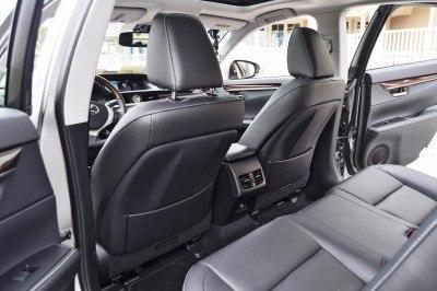 Road Test Review - 2015 Lexus ES350  71