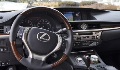 Road Test Review - 2015 Lexus ES350 73