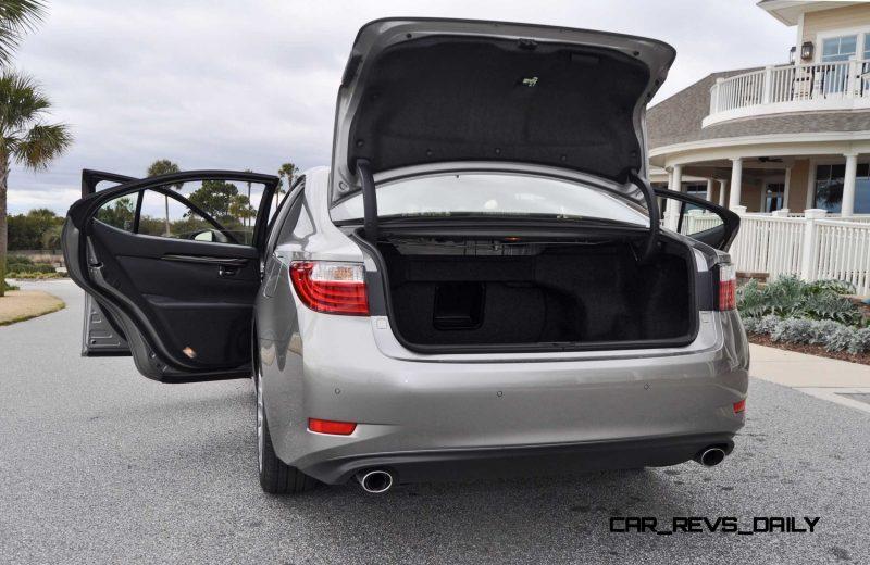 Road Test Review - 2015 Lexus ES350  74