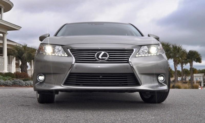 Road Test Review - 2015 Lexus ES350  8