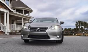Road Test Review - 2015 Lexus ES350  9