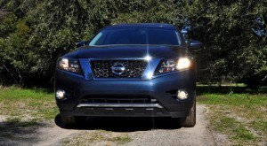 Road Test Review - 2015 Nissan Pathfinder SV 4WD 10