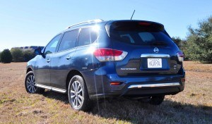 Road Test Review - 2015 Nissan Pathfinder SV 4WD 100