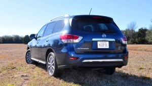Road Test Review - 2015 Nissan Pathfinder SV 4WD 101