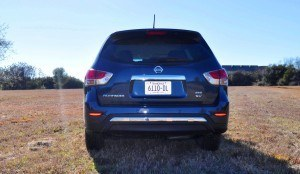 Road Test Review - 2015 Nissan Pathfinder SV 4WD 104